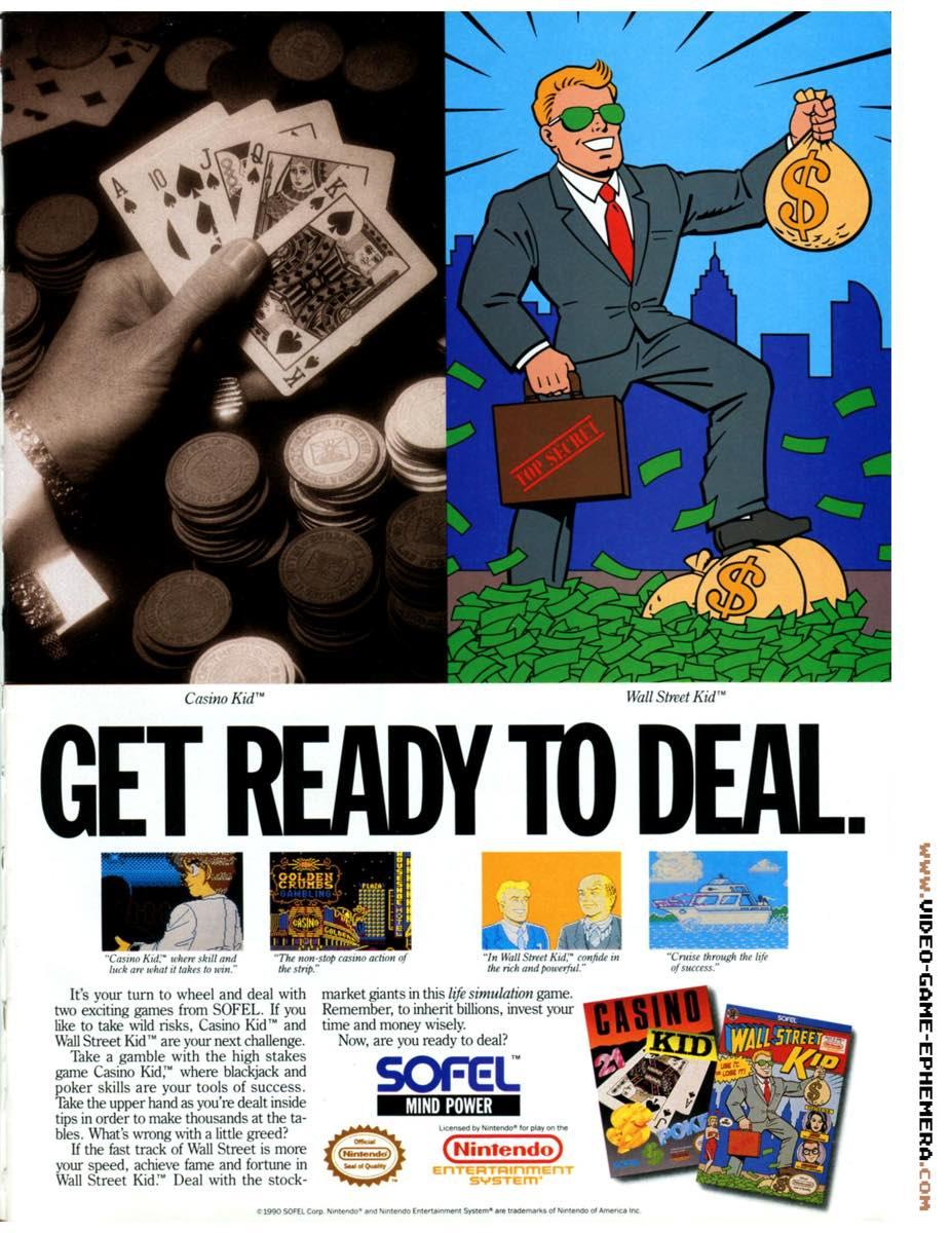 1990 World of Nintendo Buyers Guide p9