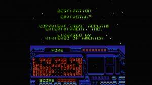 Destination Earthstar (NES) Game Hub