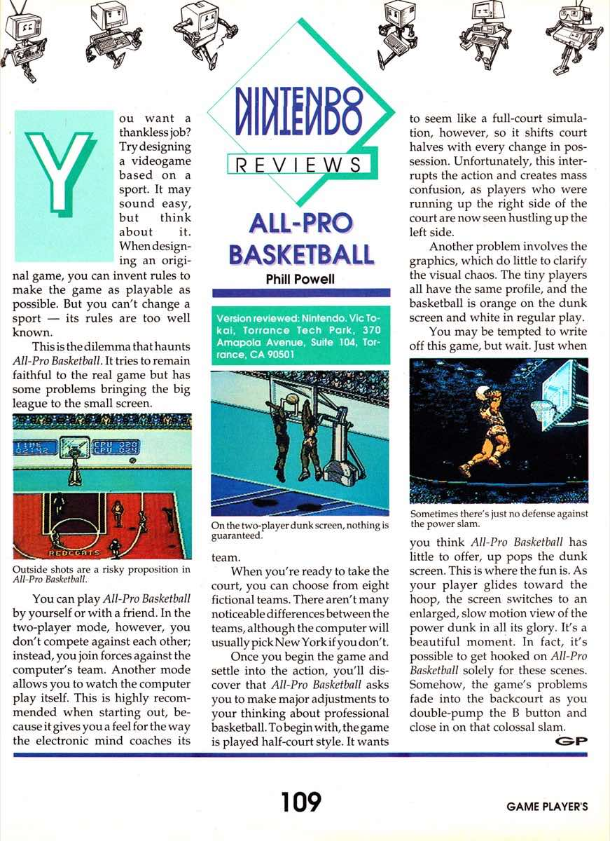 Game Players | December 1989 pg-109