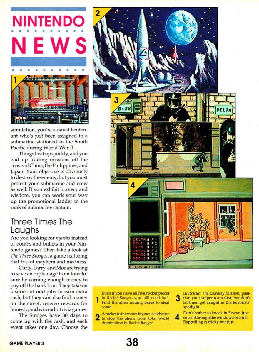 Game Players | December 1989 pg-38