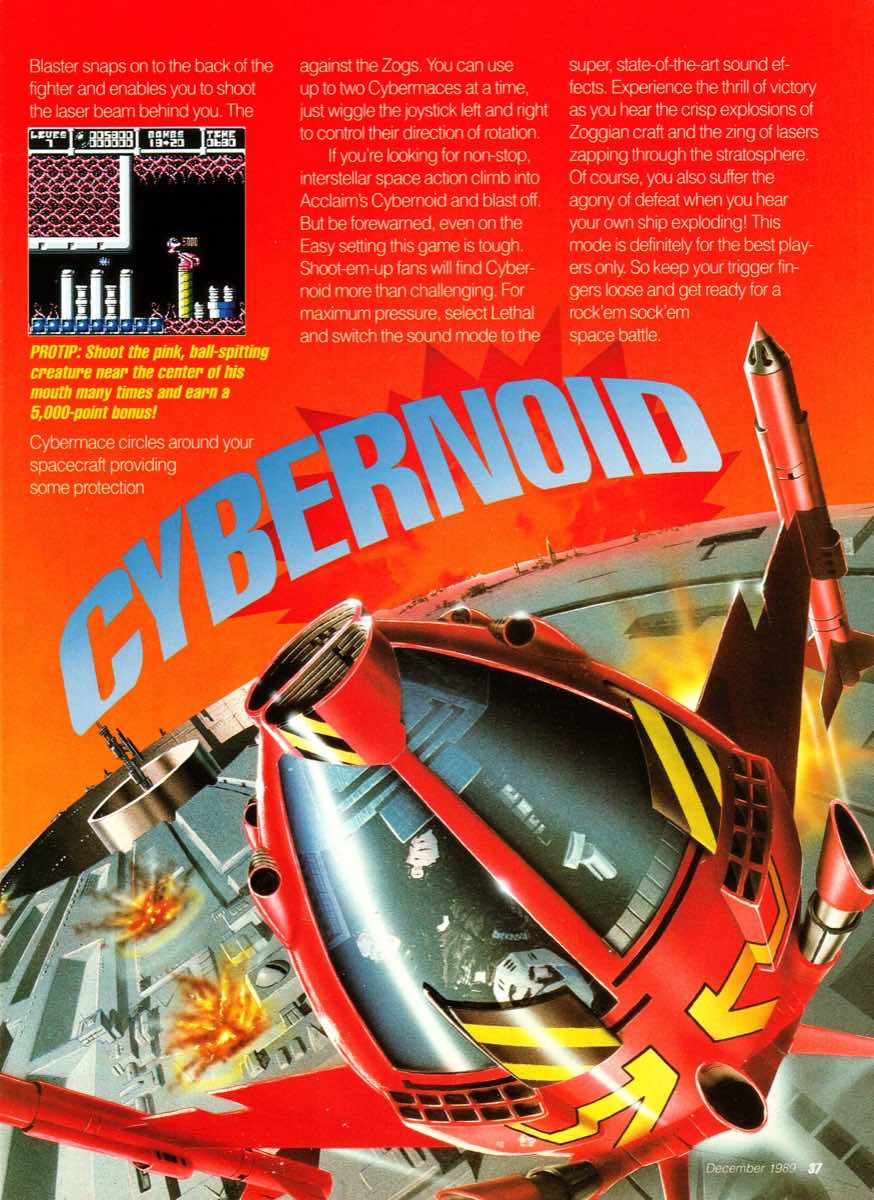 GamePro | December 1989-37