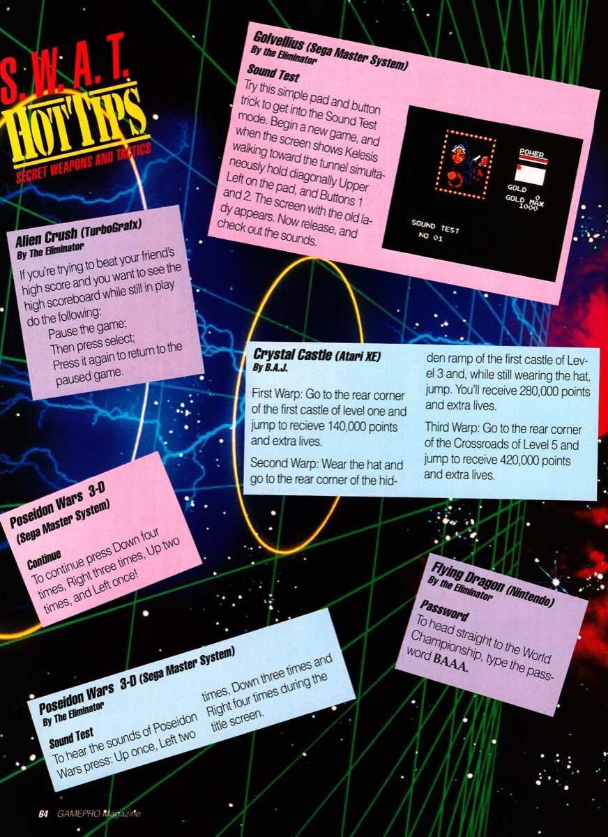GamePro   December 1989-64