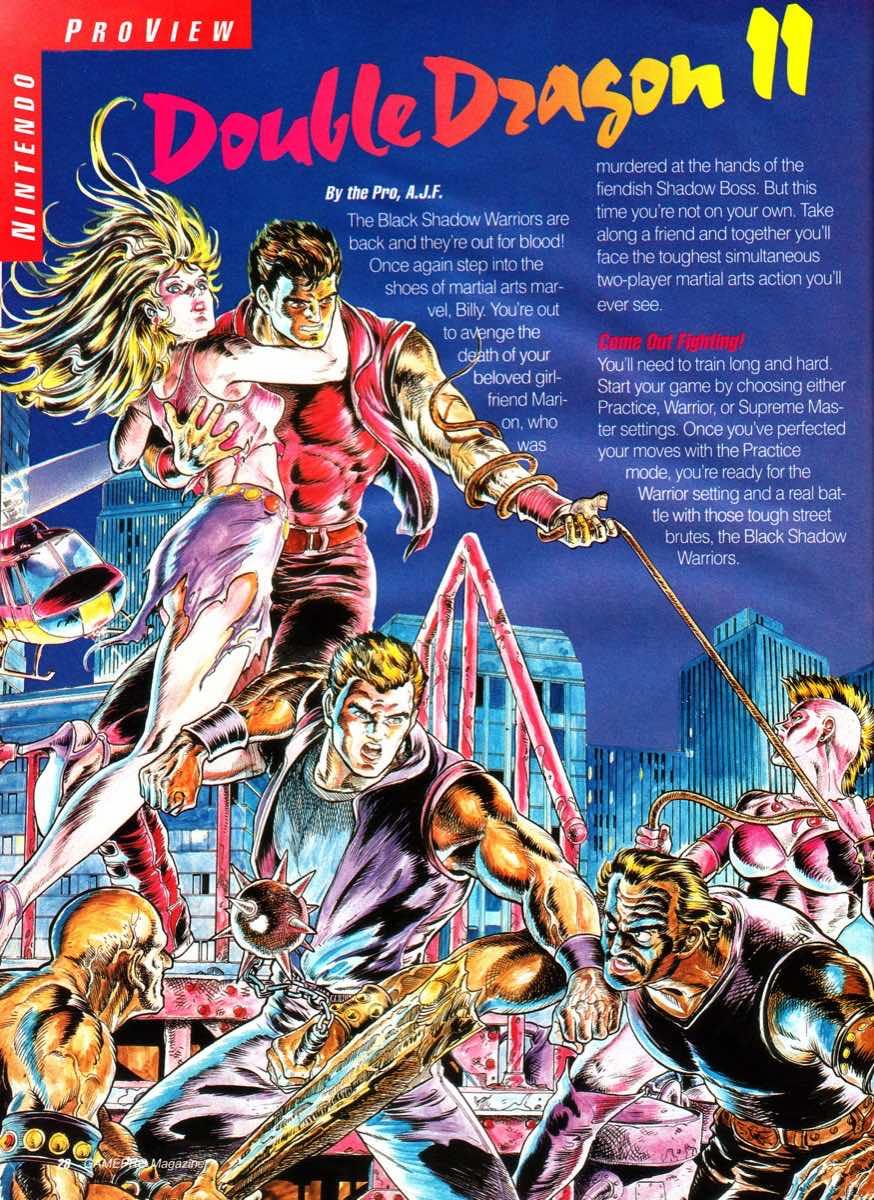 GamePro | January 1990-28