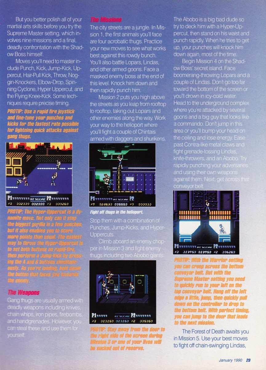 GamePro | January 1990-29