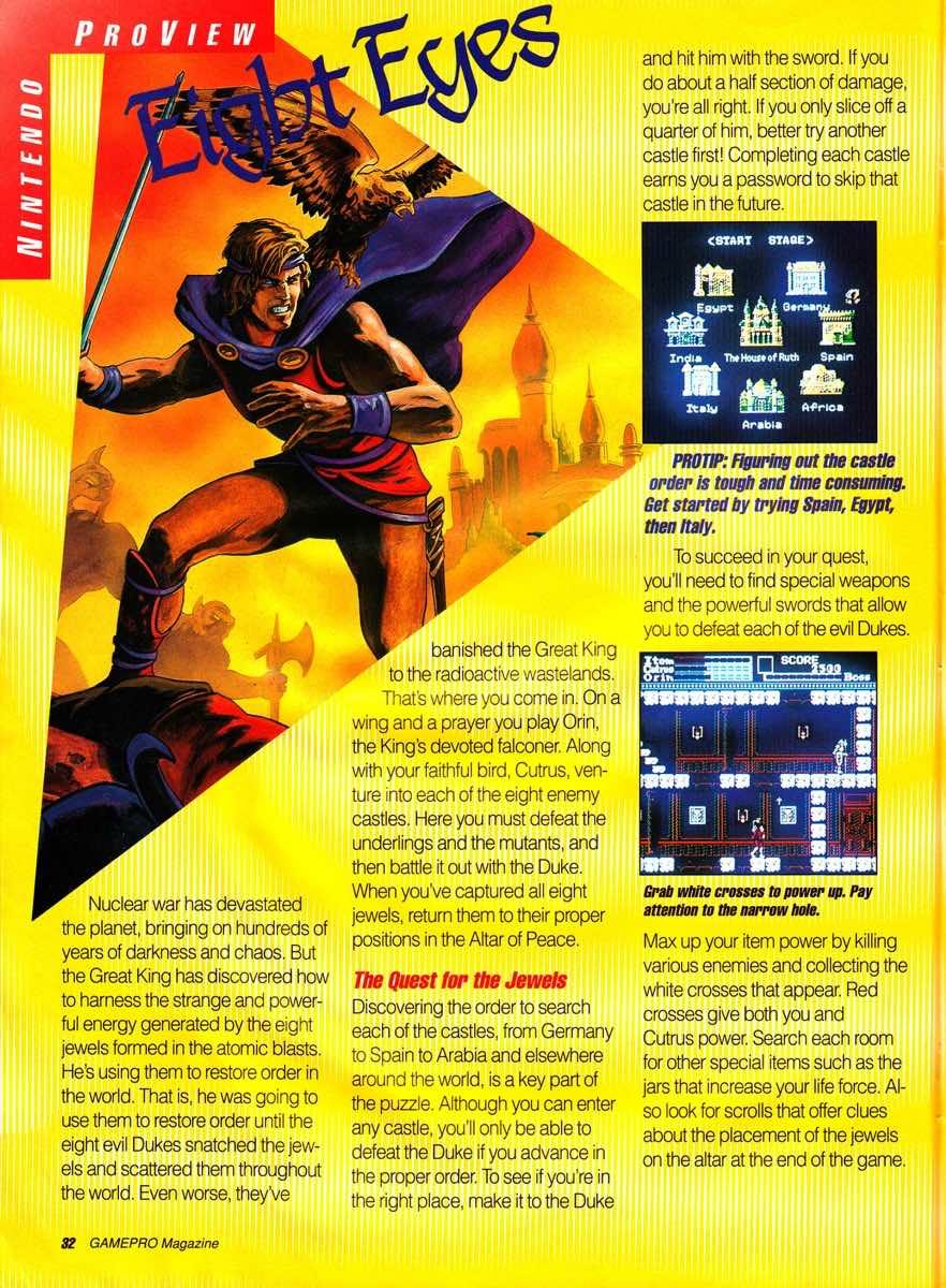 GamePro | January 1990-32