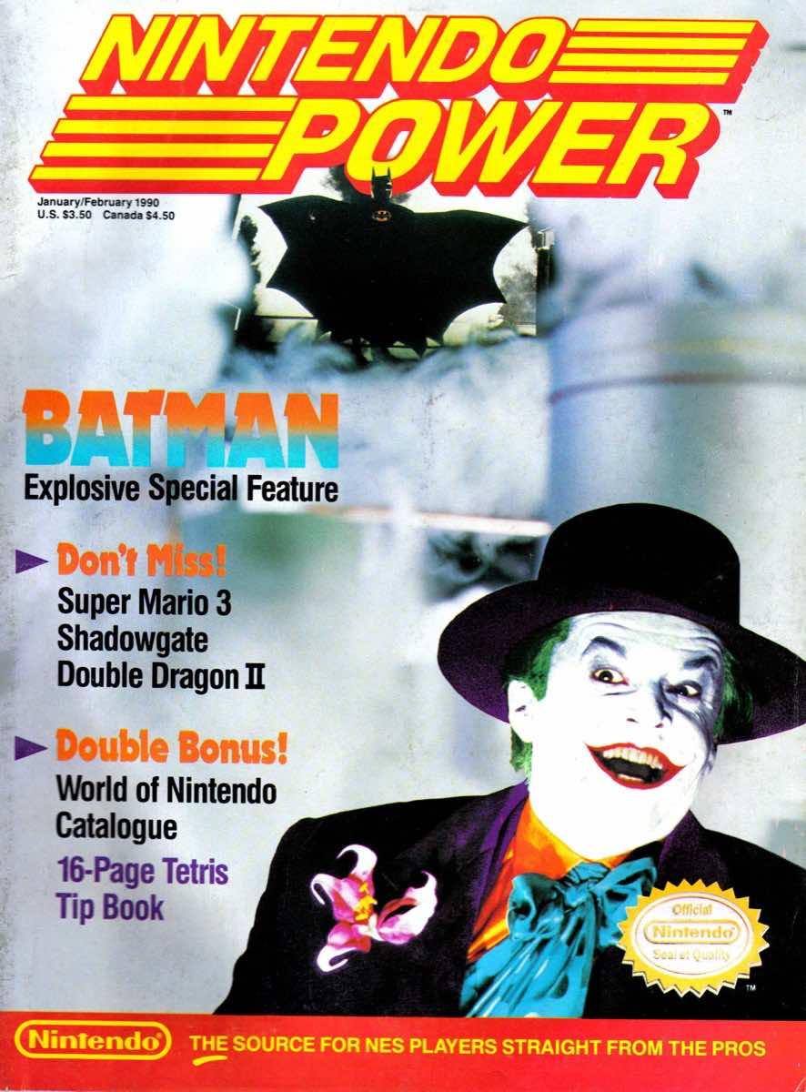 Nintendo Power | January-February 1990-1