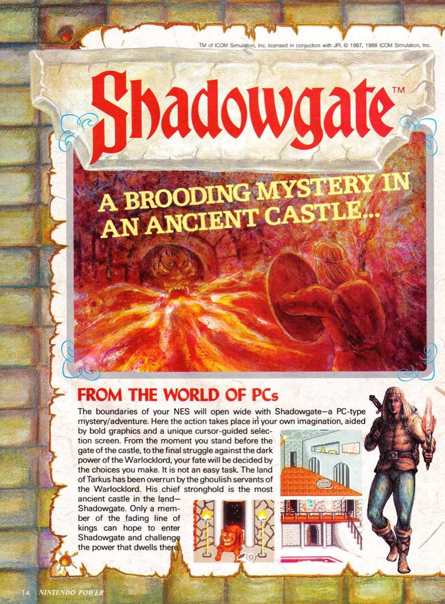 Nintendo Power | January-February 1990-14
