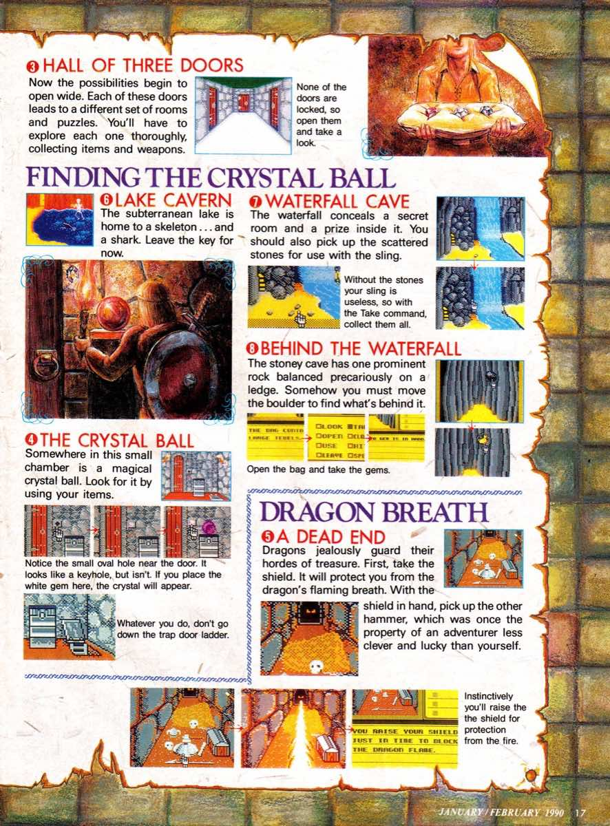 Nintendo Power | January-February 1990-17