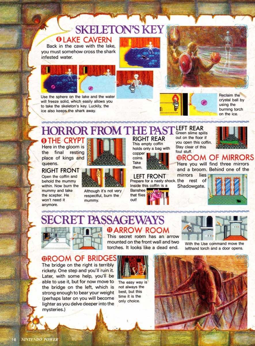 Nintendo Power | January-February 1990-18