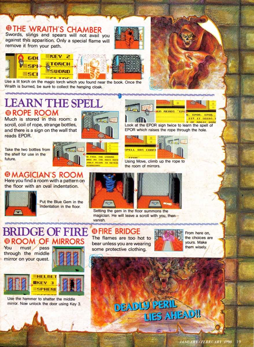 Nintendo Power | January-February 1990-19