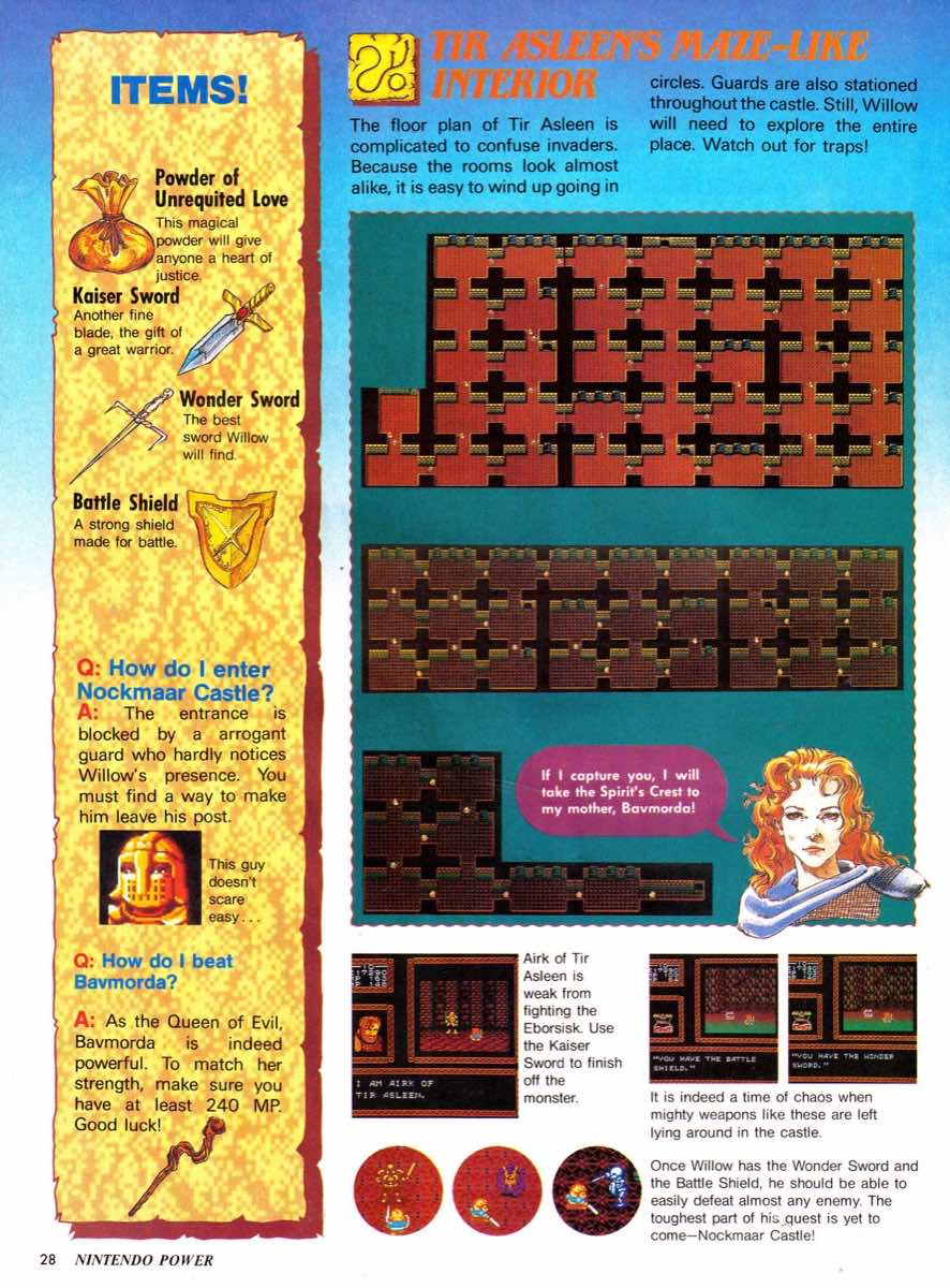 Nintendo Power | January-February 1990-28