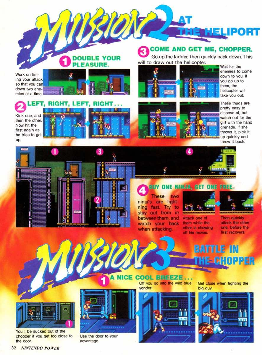 Nintendo Power | January-February 1990-32