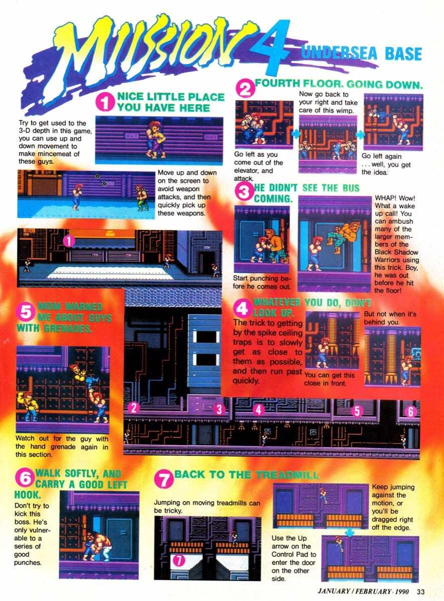 Nintendo Power | January-February 1990-33