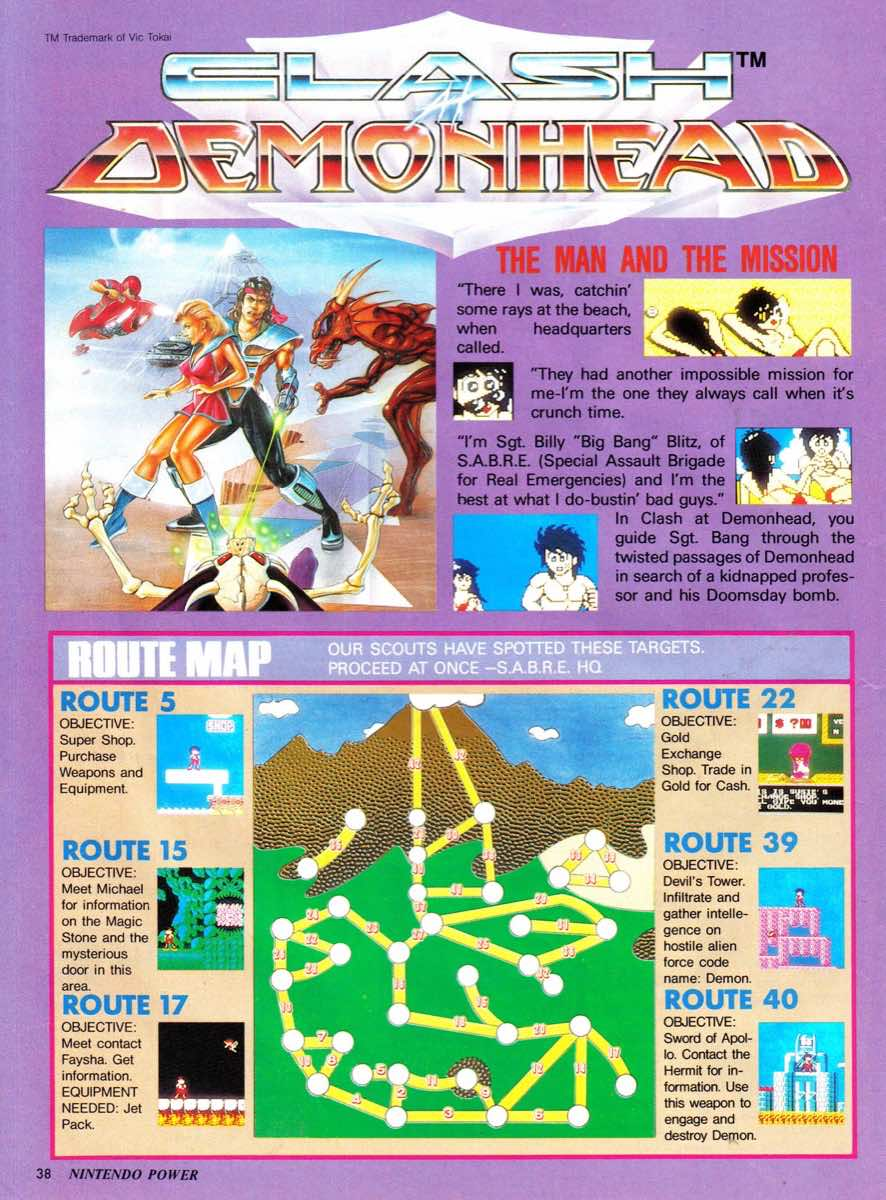 Nintendo Power | January-February 1990-38