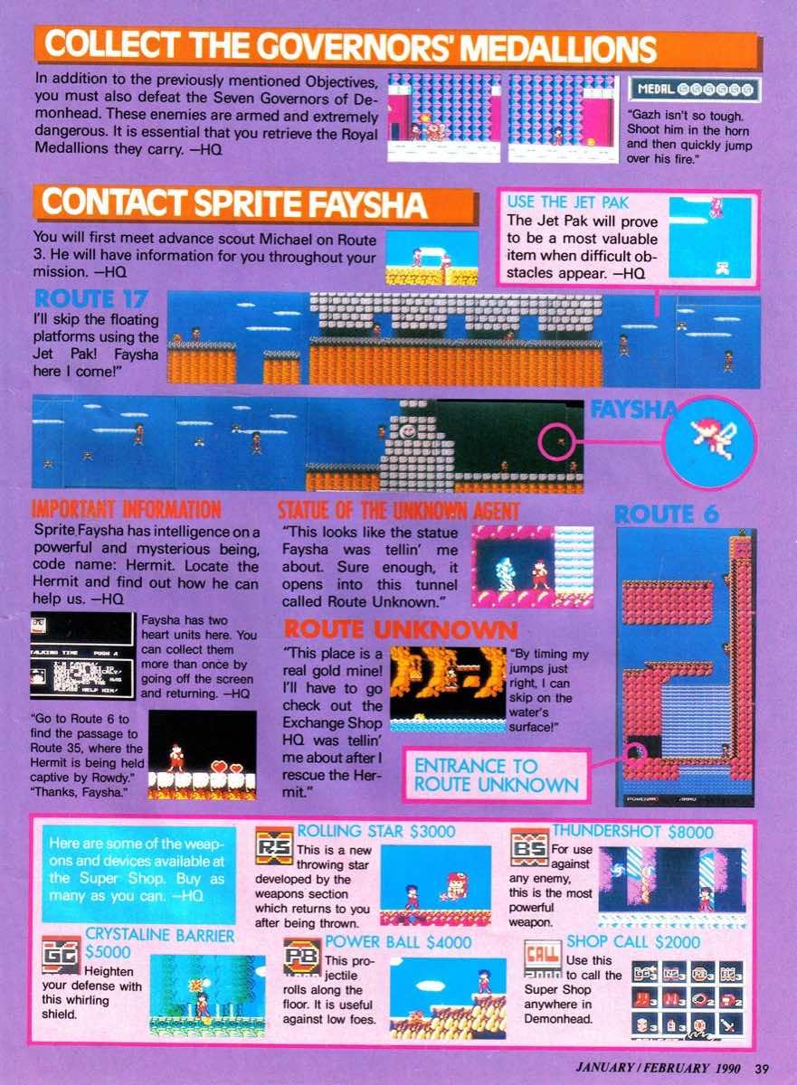Nintendo Power | January-February 1990-39