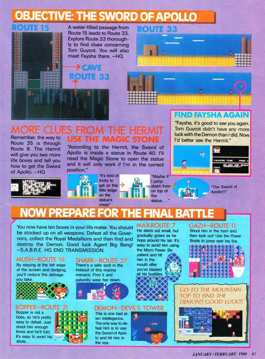 Nintendo Power | January-February 1990-41