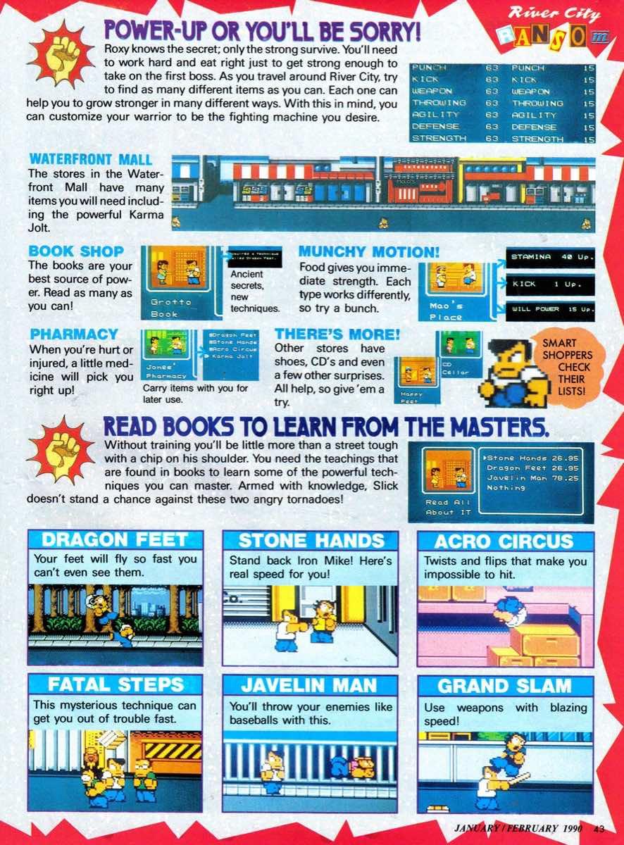 Nintendo Power | January-February 1990-43