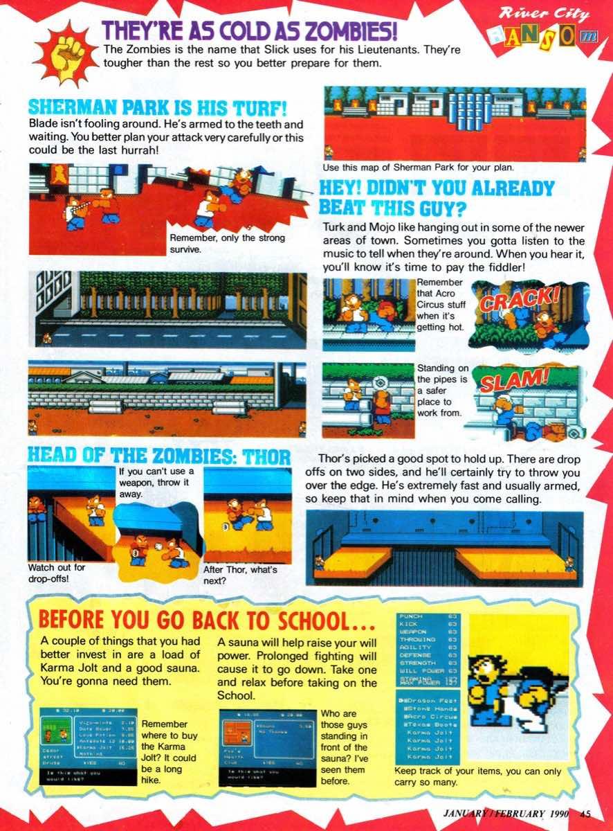 Nintendo Power | January-February 1990-45