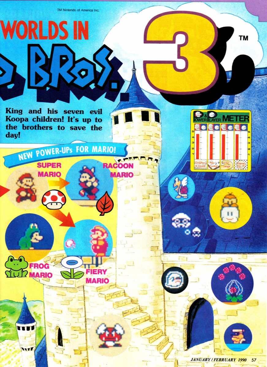 Nintendo Power   January-February 1990-57
