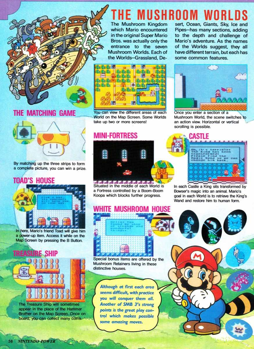Nintendo Power   January-February 1990-58