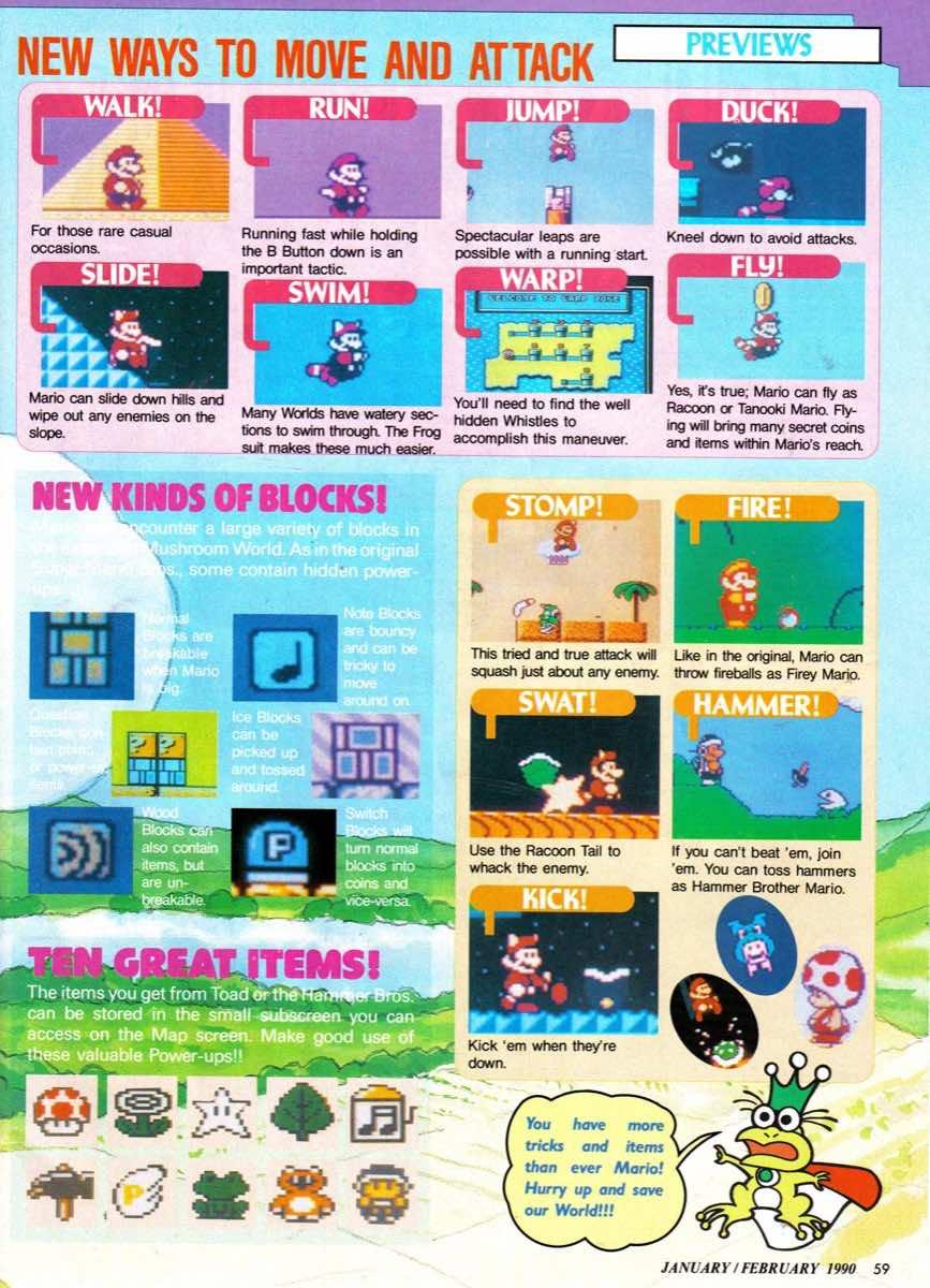 Nintendo Power   January-February 1990-59