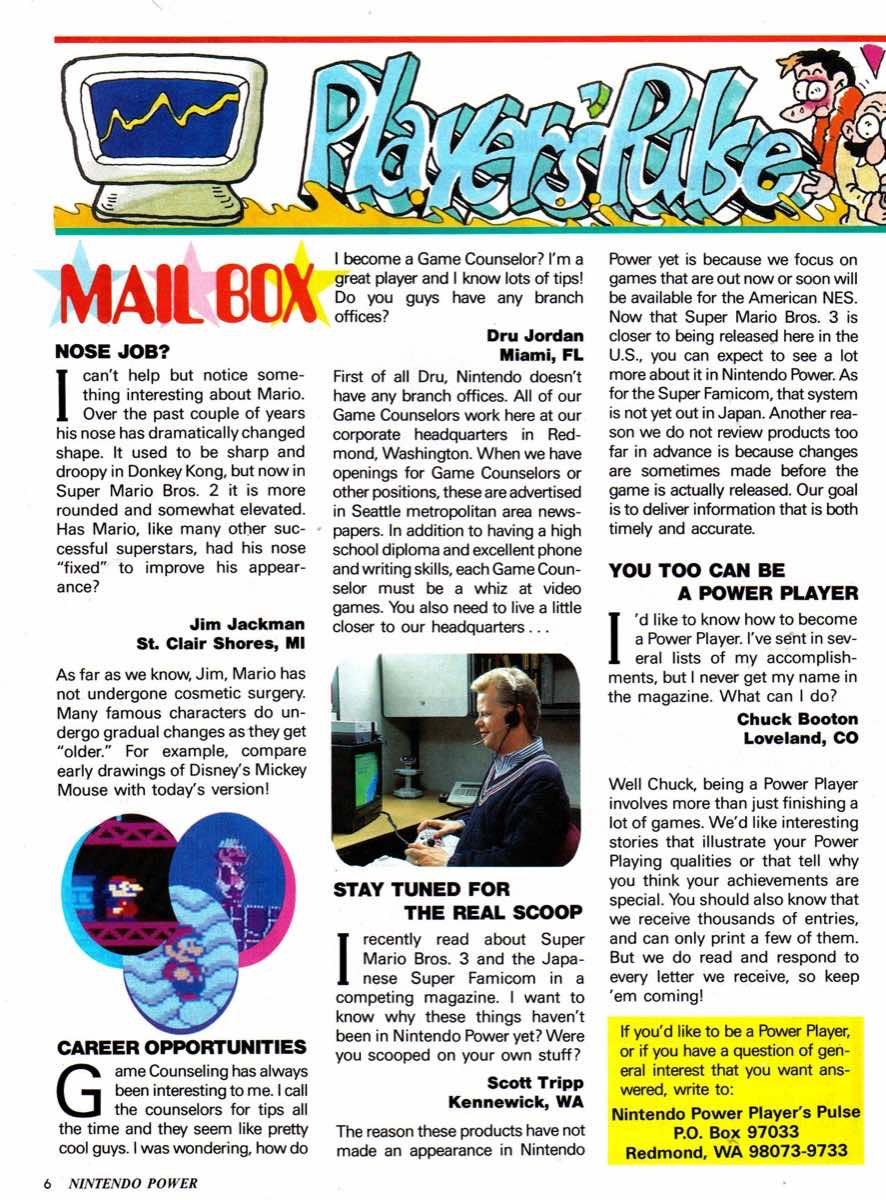 Nintendo Power | January-February 1990-6