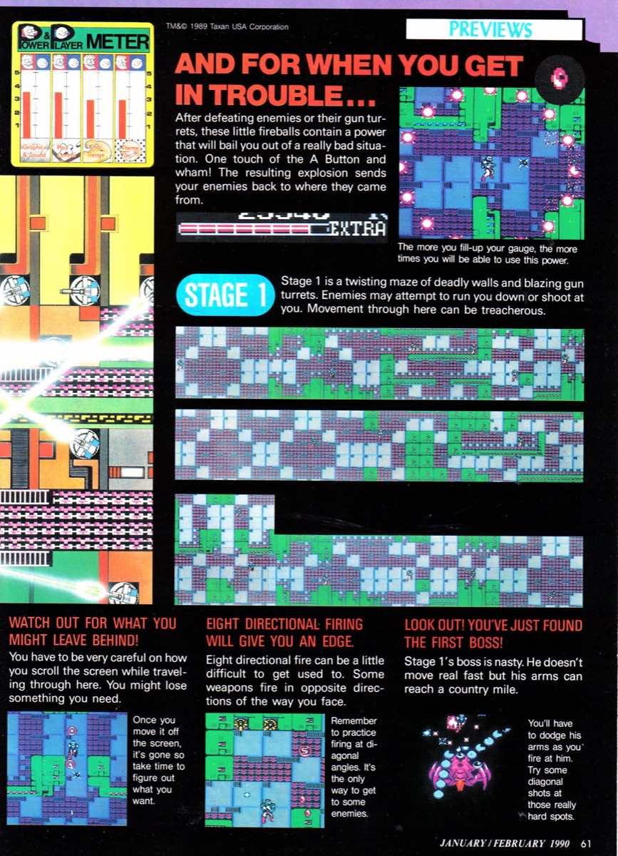 Nintendo Power | January-February 1990-61