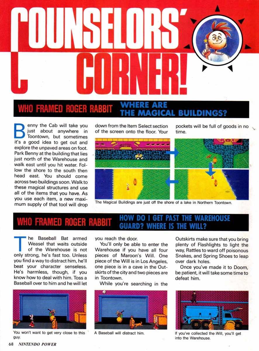 Nintendo Power   January-February 1990-68