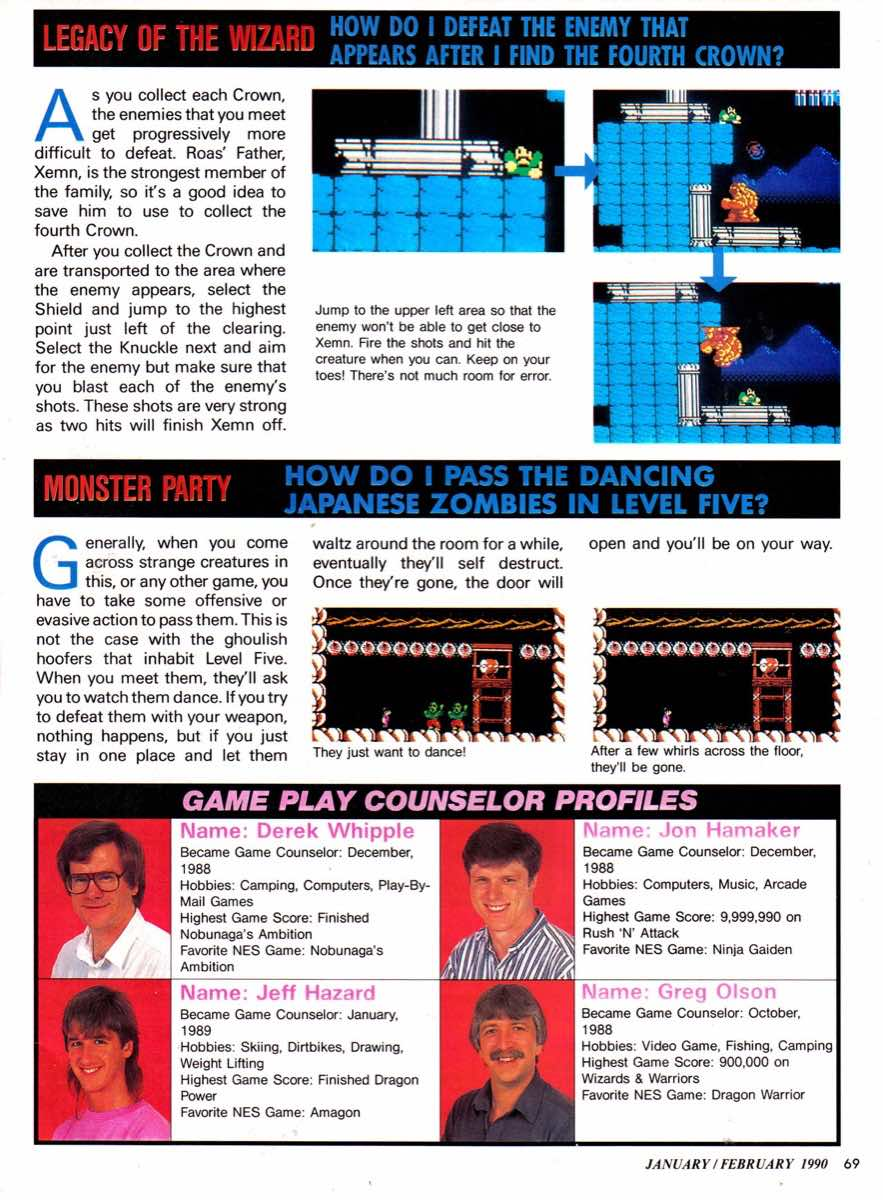 Nintendo Power   January-February 1990-69