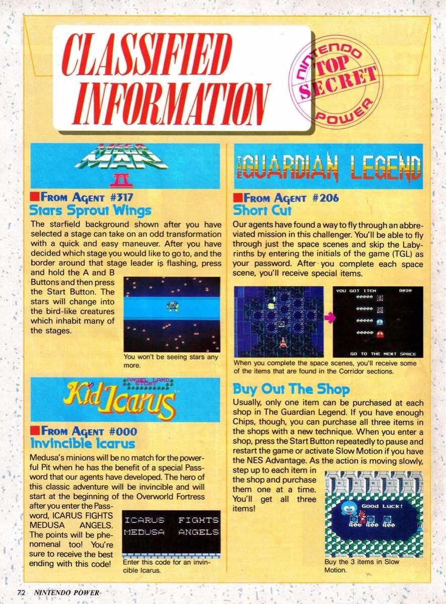 Nintendo Power | January-February 1990-72