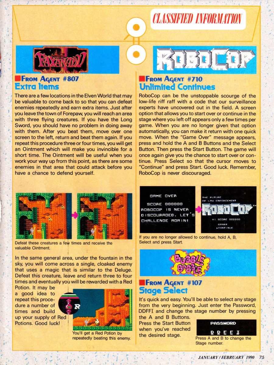 Nintendo Power | January-February 1990-75