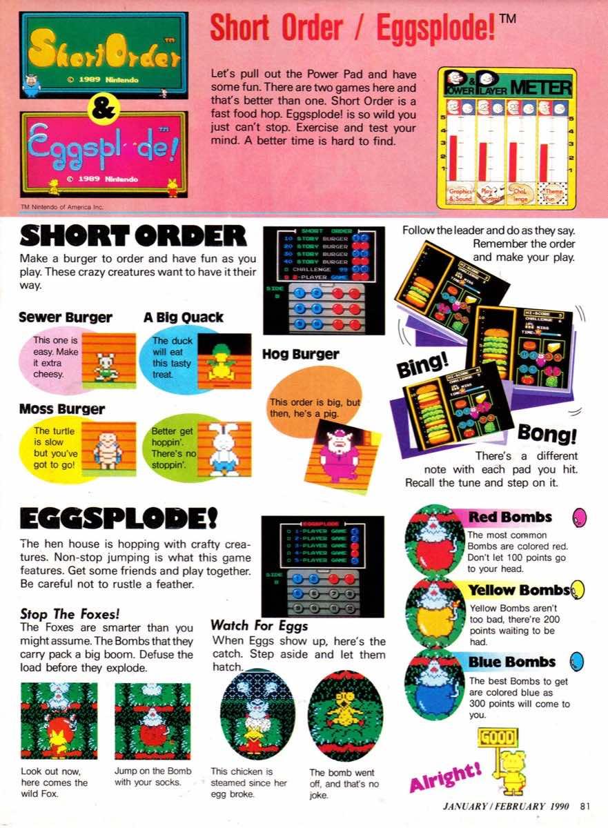 Nintendo Power | January-February 1990-81