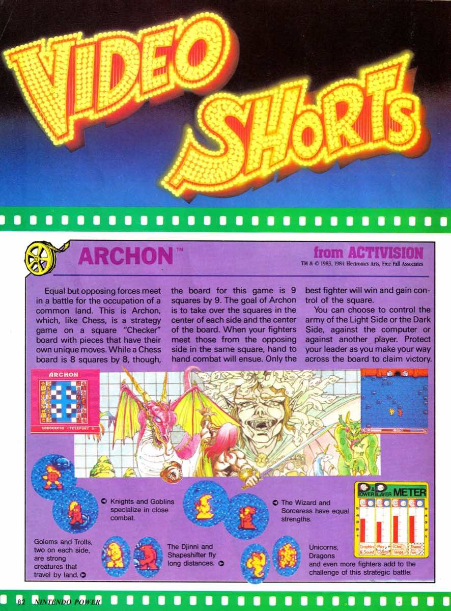 Nintendo Power   January-February 1990-82