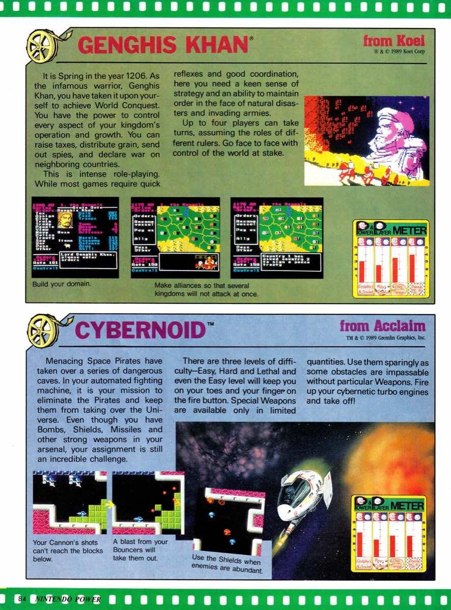 Nintendo Power | January-February 1990-84