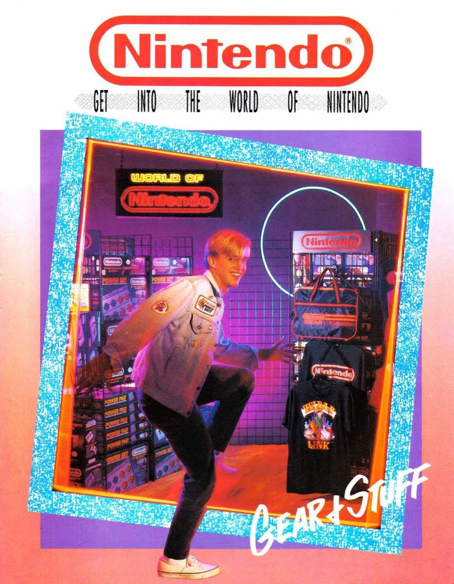 Nintendo Power | January-February 1990-Supplement-1