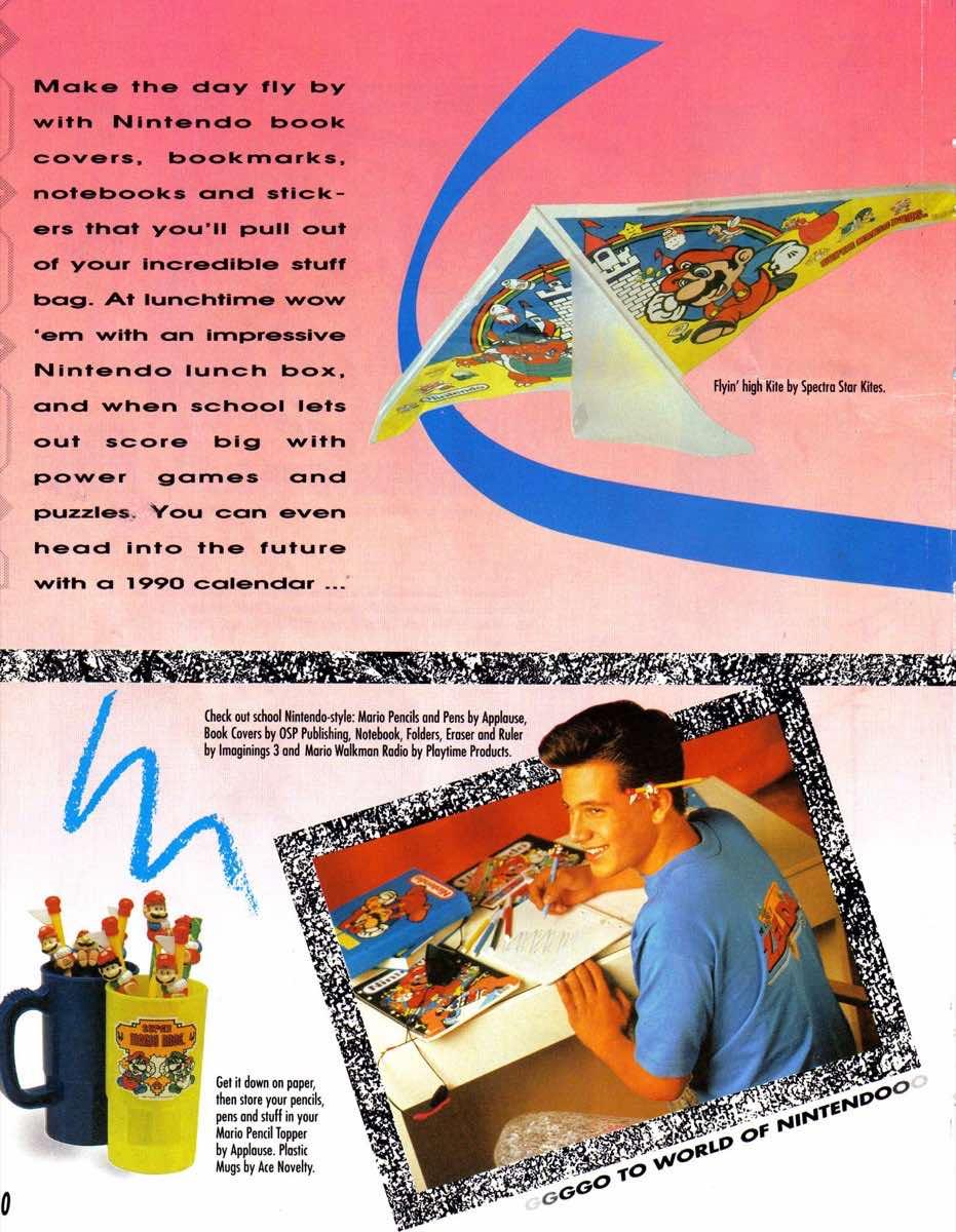 Nintendo Power | January-February 1990-Supplement-10
