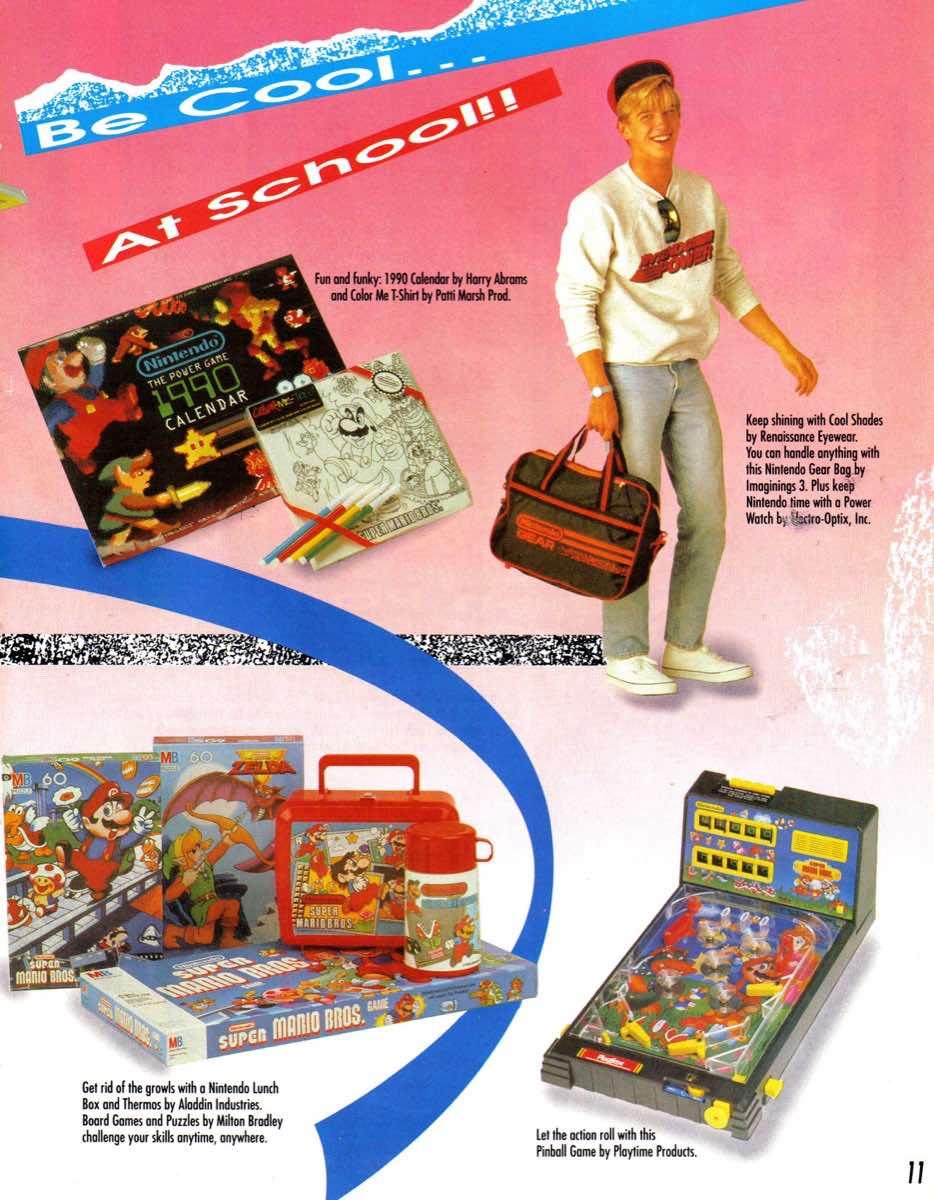 Nintendo Power | January-February 1990-Supplement-11
