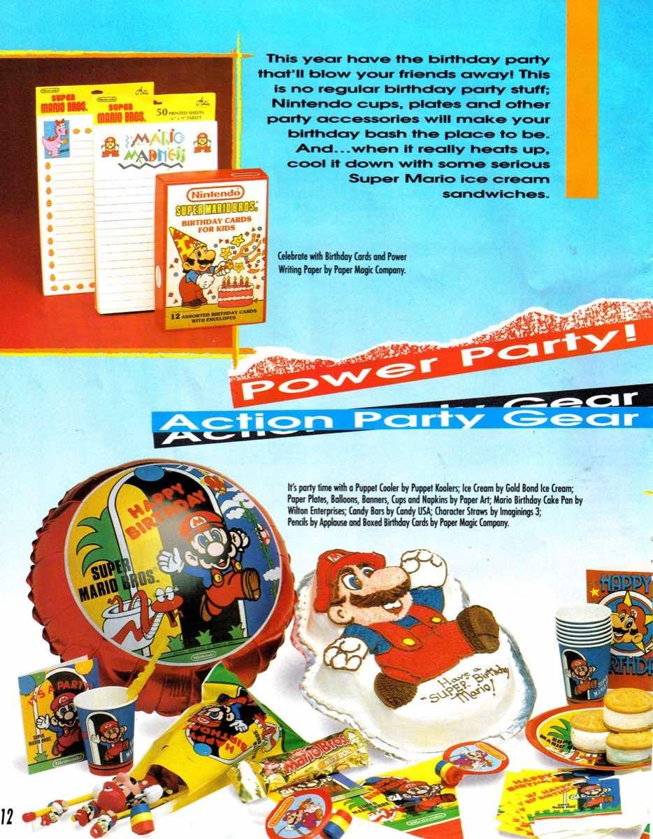 Nintendo Power | January-February 1990-Supplement-12