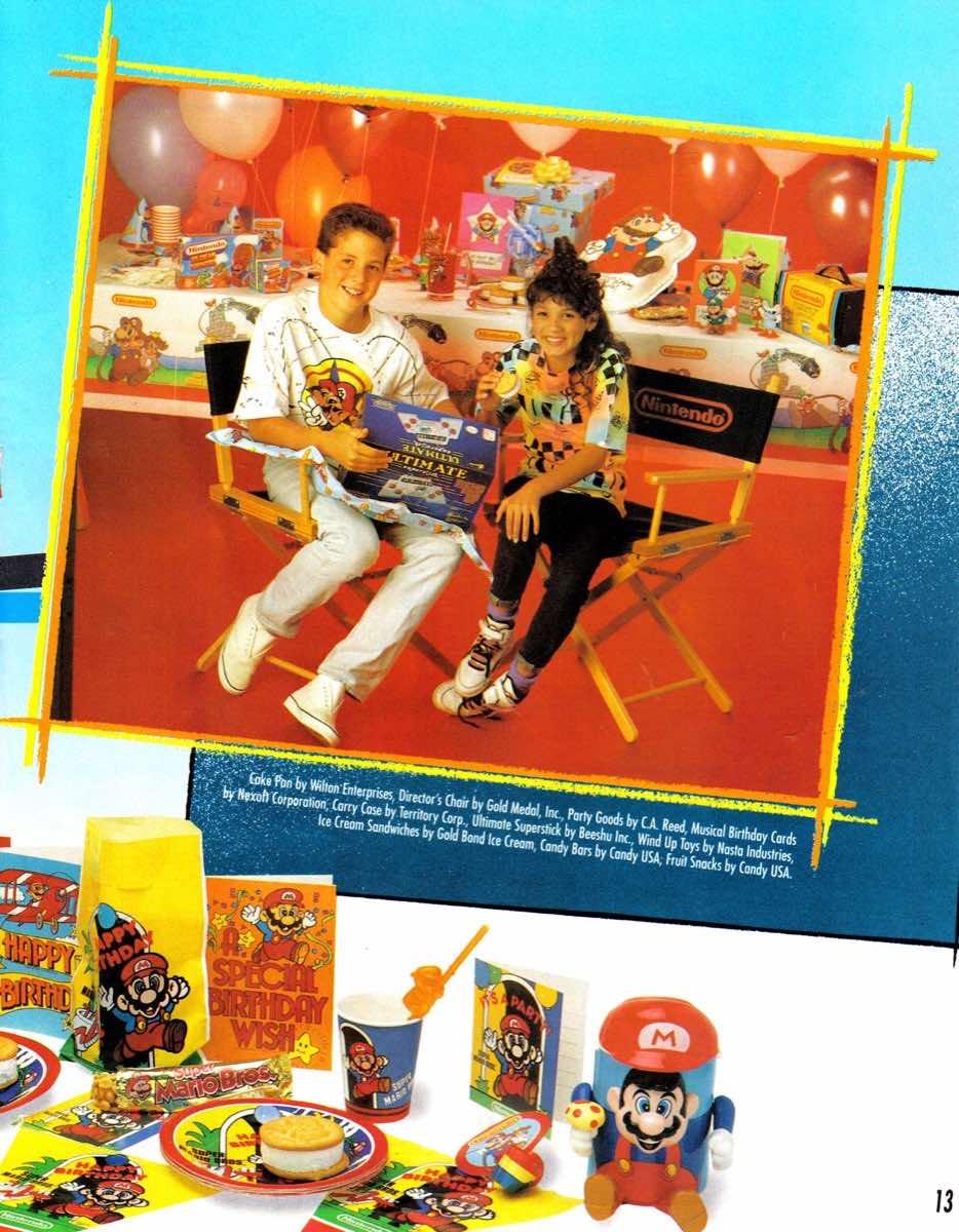 Nintendo Power | January-February 1990-Supplement-13