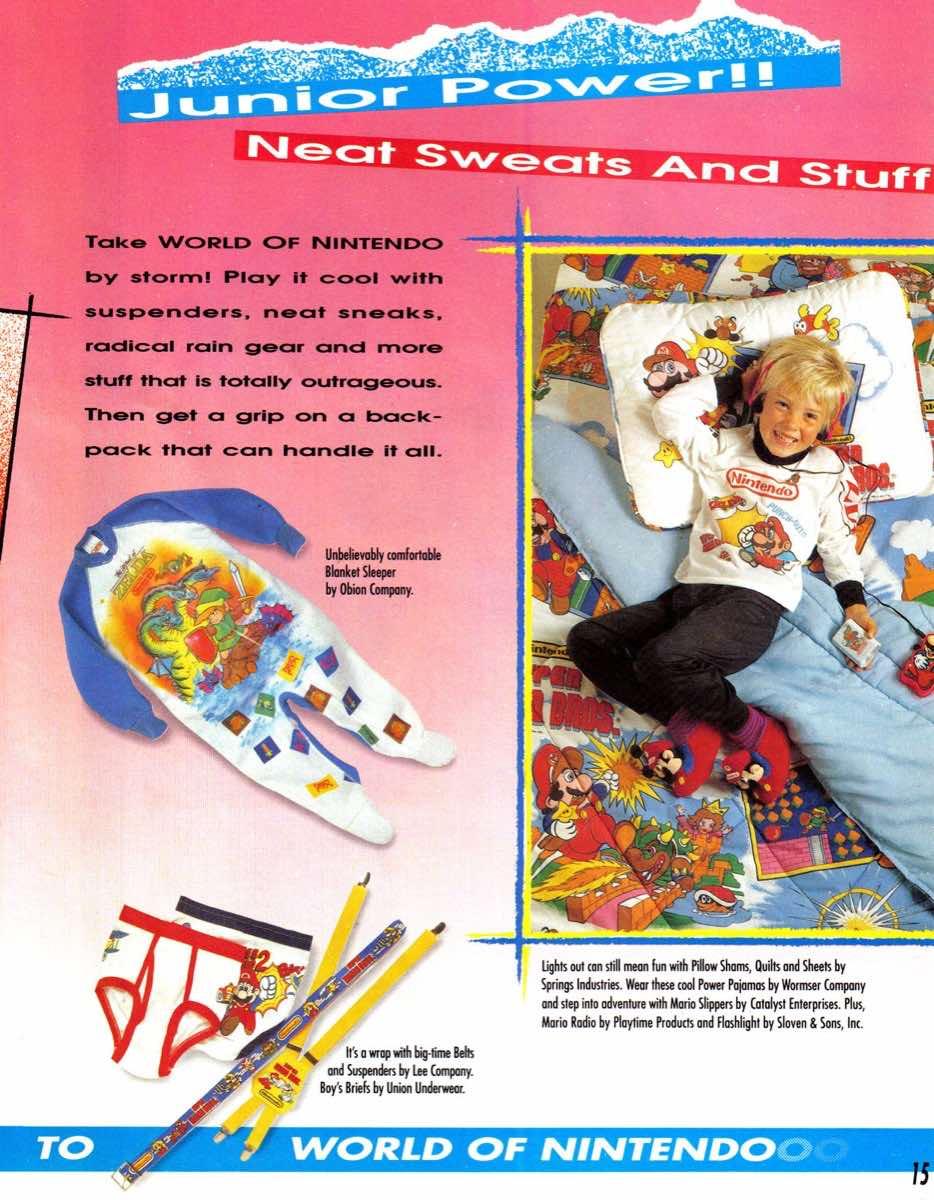 Nintendo Power | January-February 1990-Supplement-15