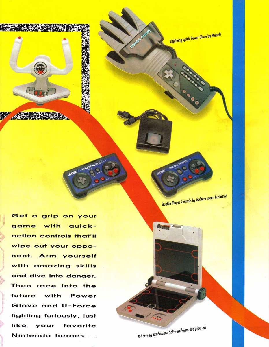 Nintendo Power | January-February 1990-Supplement-16