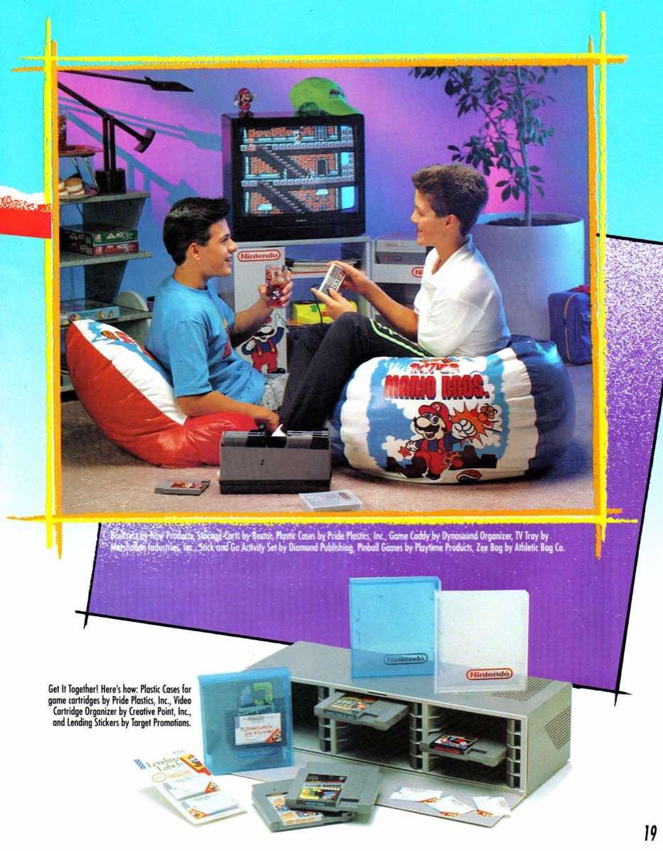 Nintendo Power | January-February 1990-Supplement-19