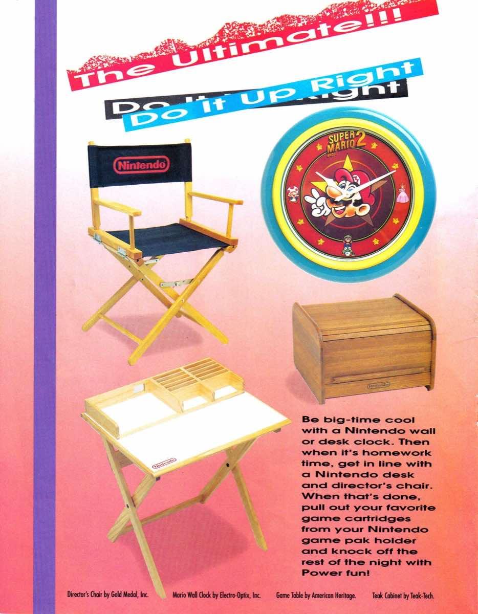 Nintendo Power | January-February 1990-Supplement-20