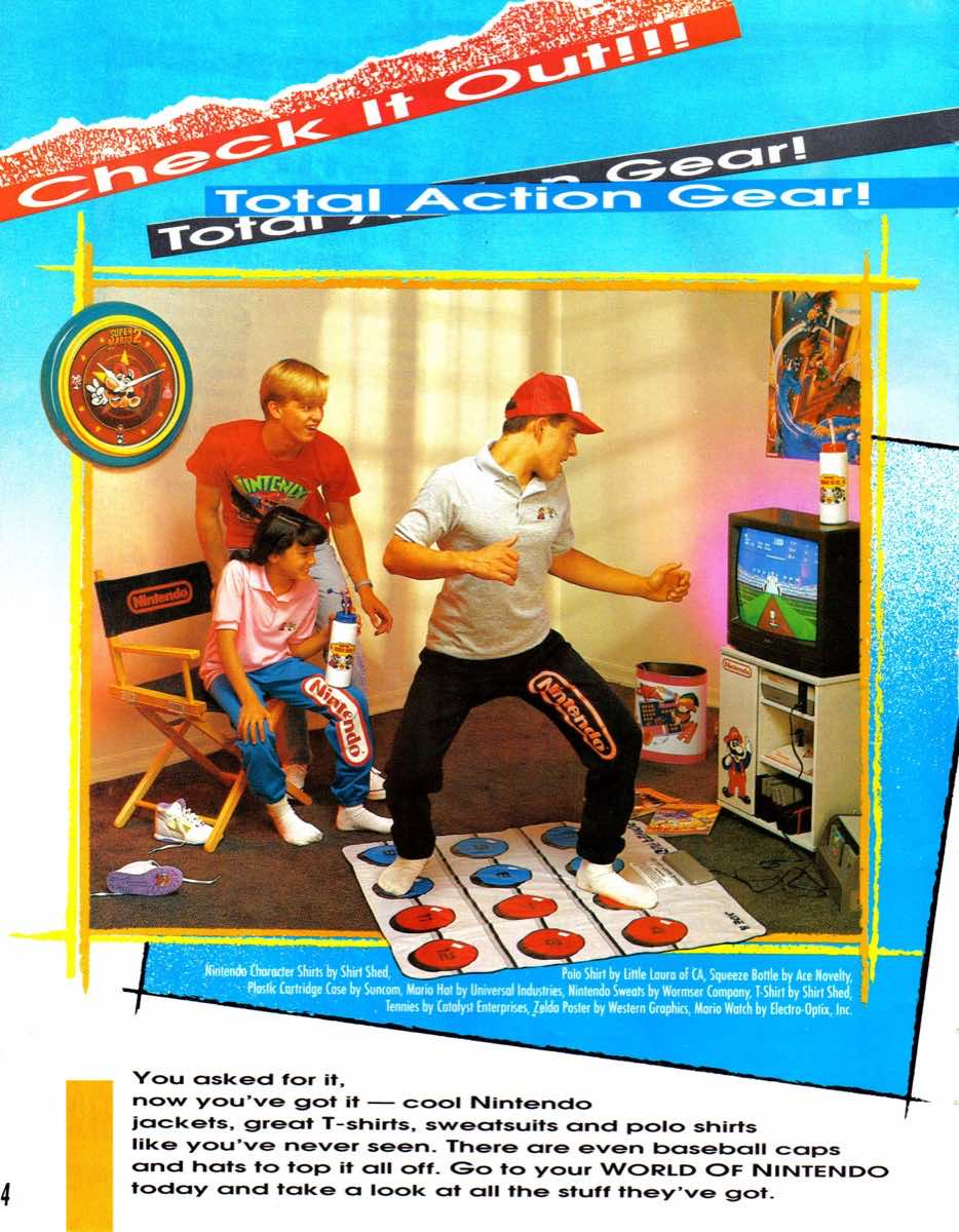 Nintendo Power | January-February 1990-Supplement-4