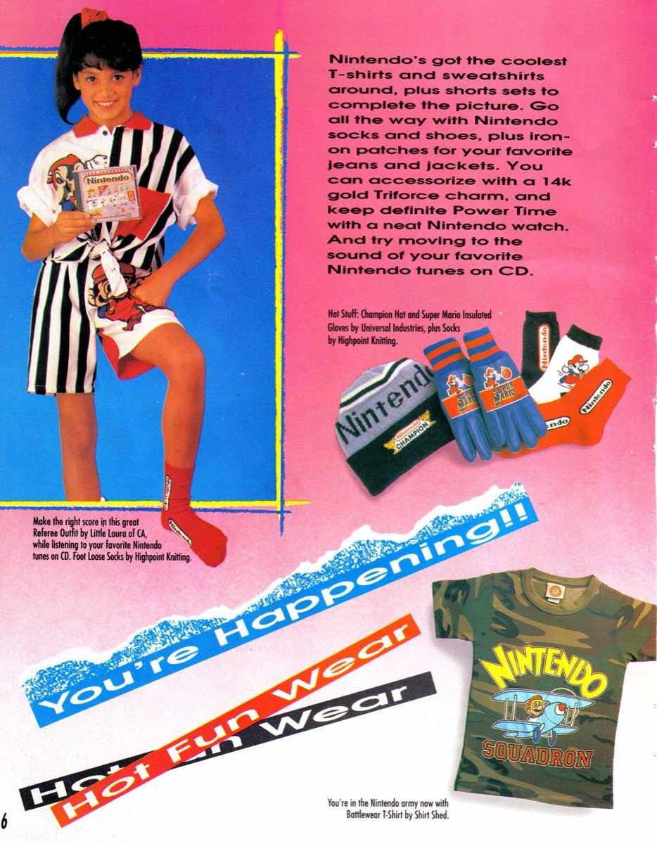 Nintendo Power | January-February 1990-Supplement-6