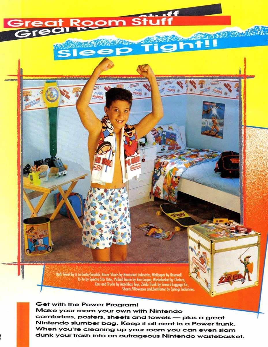 Nintendo Power | January-February 1990-Supplement-8