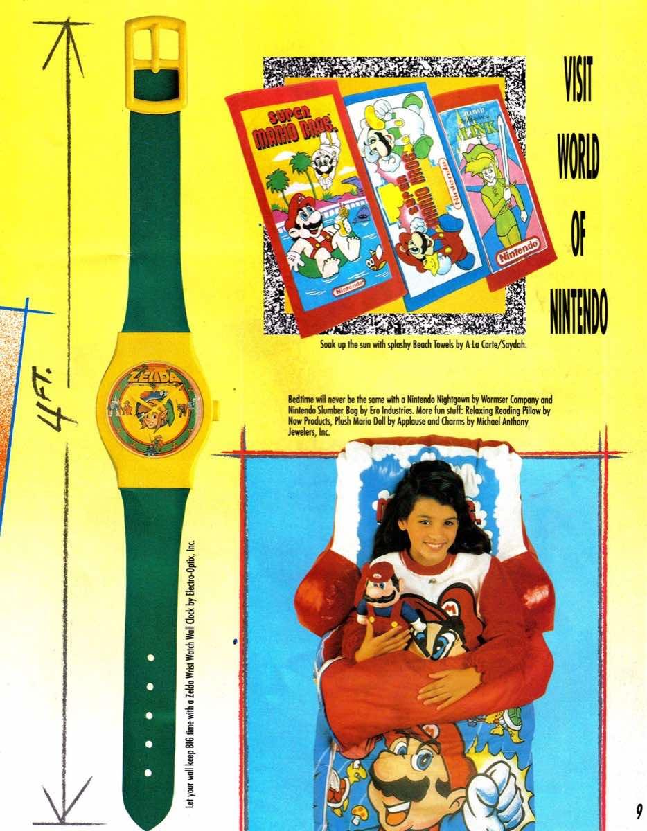 Nintendo Power | January-February 1990-Supplement-9