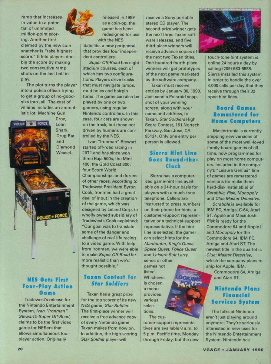 VGCE | January 1990-20