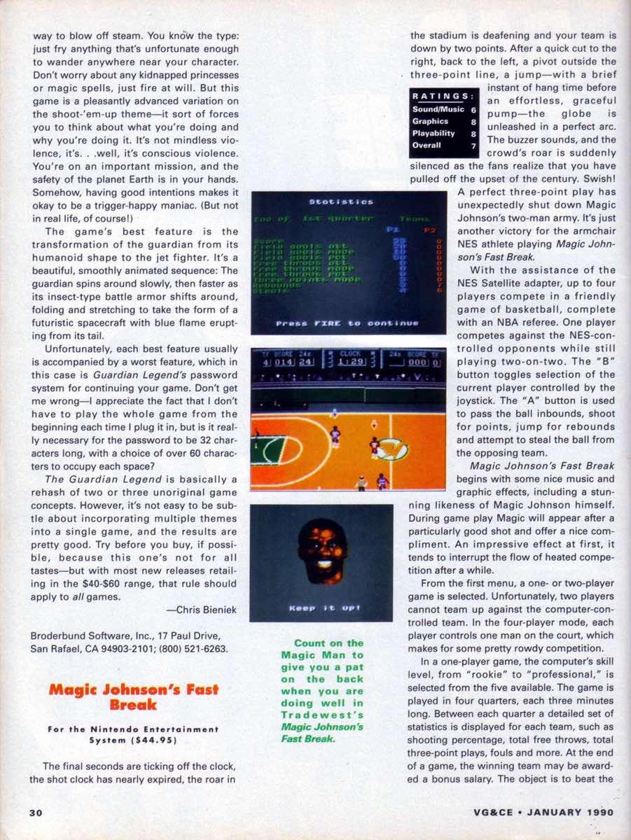 VGCE | January 1990-30