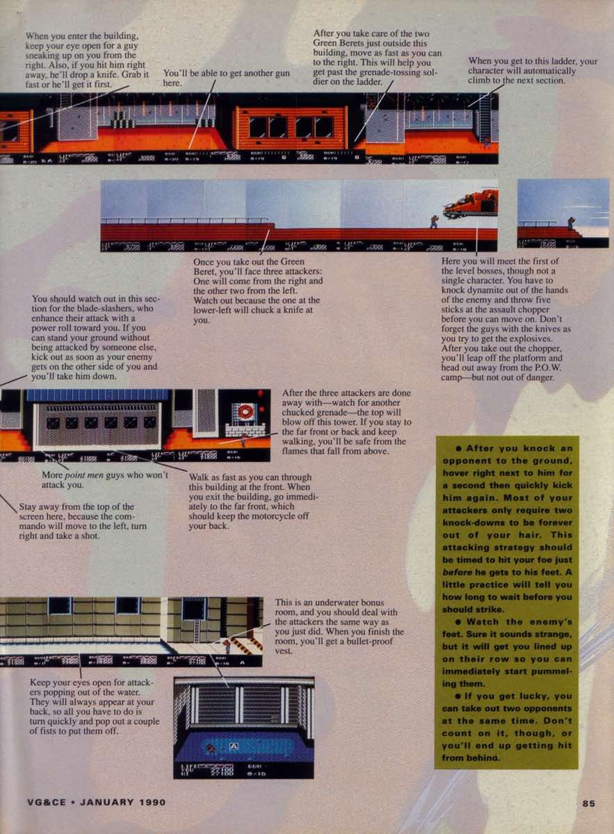 VGCE   January 1990-85